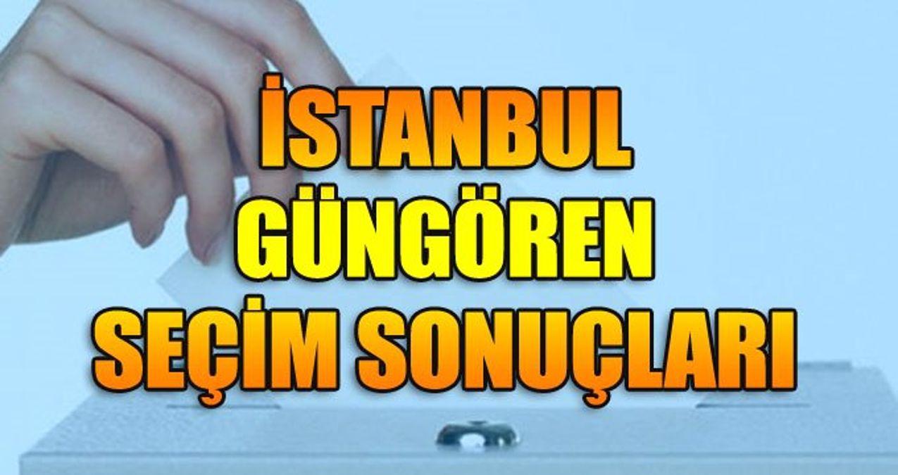 23 Haziran Güngören İstanbul seçim sonuçları: Güngören ilçe seçim sonuçları