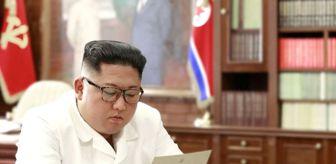 ABD Başkanı Trump'tan Kuzey Kore lideri Kim'e 'çok güzel içerikli' mektup!