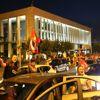İstanbul'da seçim kutlamaları