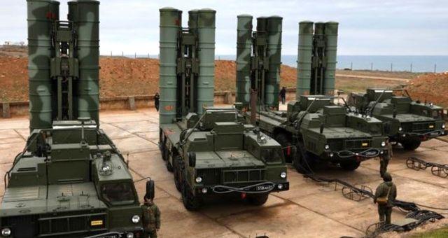 Rusya: S-400'ler yüzde 99 hazır