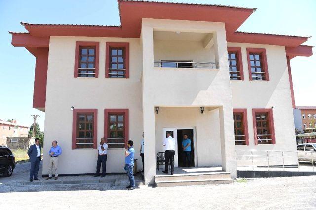 Zafer ve Yeni mahallelerdeki bilgi evleri yakında hizmete açılıyor