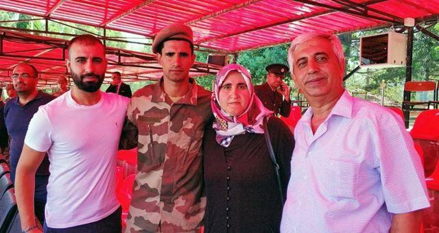 Fenerbahçeli Alper Potuk'un tezkere sevinci