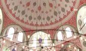 Restorasyonu tamamlanan Hatice Turhan Valide Sultan Türbesi açıldı