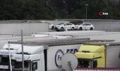 Sarp Sınır Kapısı'nda TIR kuyruğu sorunu devam ediyor