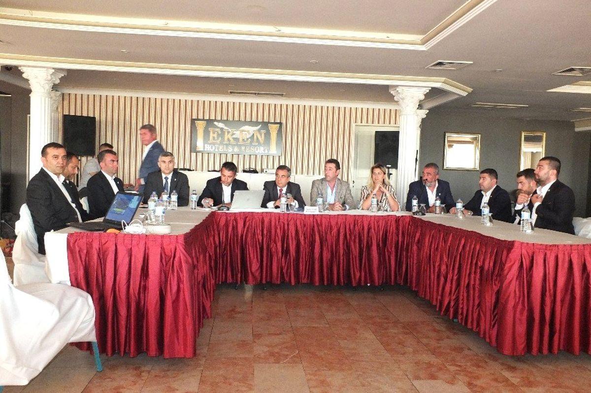 Bandırmaspor'da hedef şampiyonluk