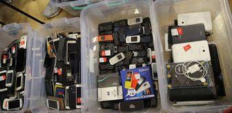 İETT'de unutulan eşyaları, bir kişi 81 bin liraya toplu olarak satın aldı
