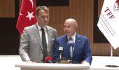TFF-Kulüpler Birliği toplantısı sona erdi