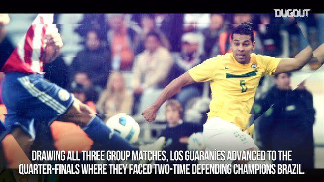 Copa América Hikayeleri: Paraguay'ın Finallere Giden Koşusu