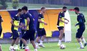 SPOR Fenerbahçe günü çift antrenmanla tamamladı
