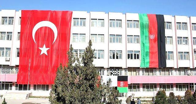 Afganistan'daki FETÖ okullarının devir işlemi tamamlandı