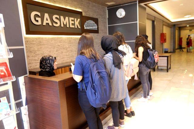 GASMEK, Gaziantep'in gözbebeği oldu