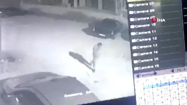 Lüks otomobilin anahtarlarını çalan hırsızın evinden uyuşturucu çıktı