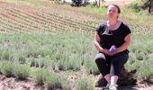 Huzuru Köyde Bulanlar - Köyüne dönen kadın mühendis lavanta yetiştiriyor (2) - KIRKLARELİ