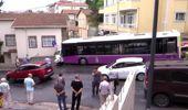 Üsküdar'da trafik kazası : 4 yaralı