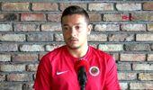 SPOR Ahmet Oğuz: Süper Lig'e çıkmak boynumuzun borcuydu