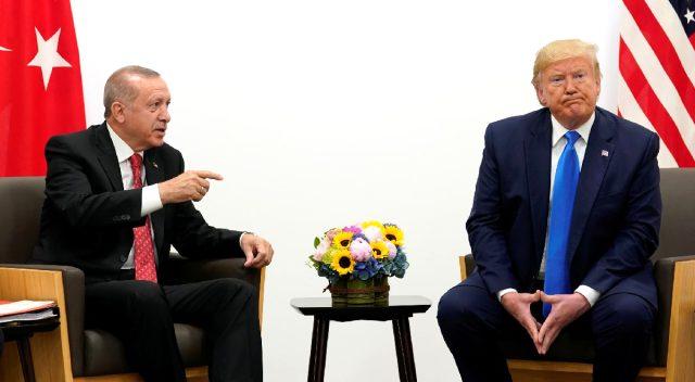 Cumhurbaşkanı Erdoğan: ABD, yaptırım uygularsa karşı