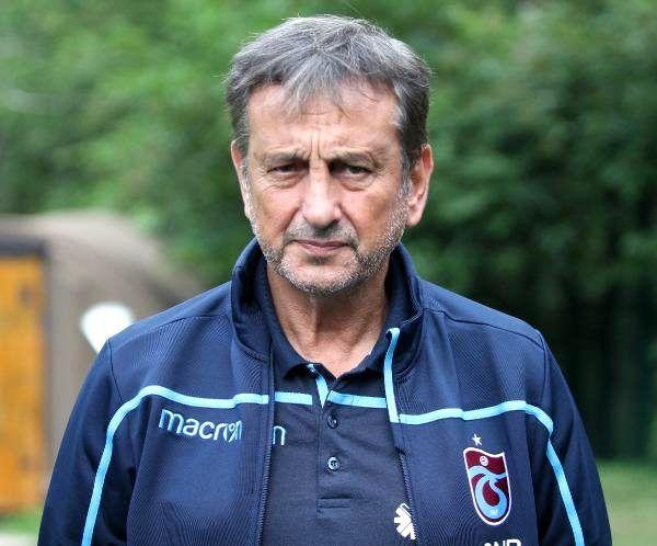 Trabzonspor'da Haluk Şahin görevlerinden istifa etti