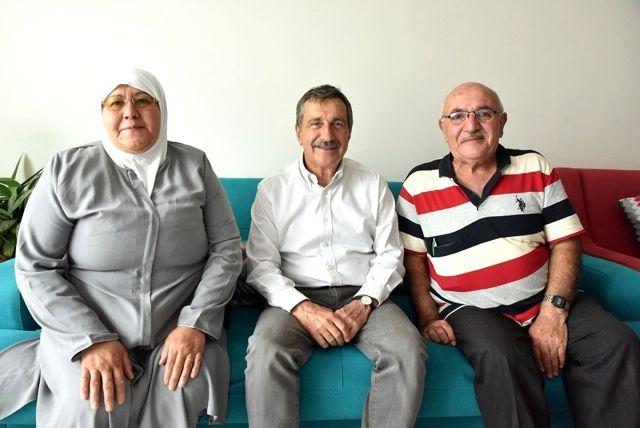 Başkan Ataç, Kara çiftini hacca uğurladı