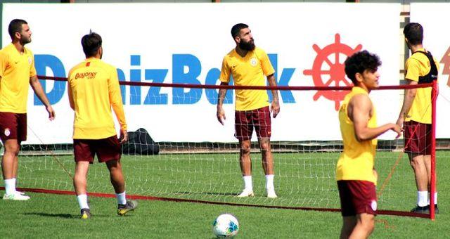 Galatasaray'ın kamp kadrosu belli oldu! 4 isim yok