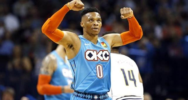 Houston Rockets, Russell Westbrook'u kadrosuna kattı