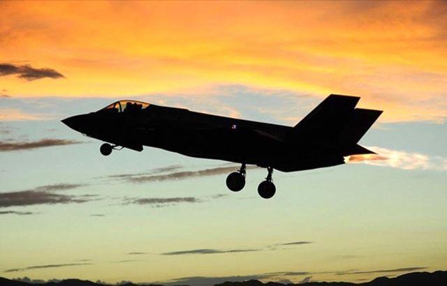 Beyaz Saray F-35 kararını açıkladı