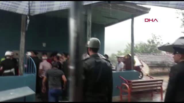 Aydınlı Kore Gazisi, toprağa verildi