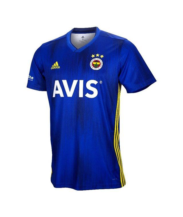 Fenerbahçe'de yeni sezon formaları tanıtıldı