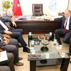 Başkan Altay'ın Beyşehir ziyareti