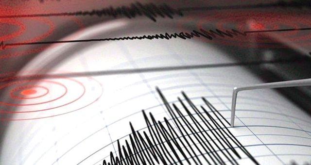 Yunanistan'da 5,1 büyüklüğünde deprem meydana geldi