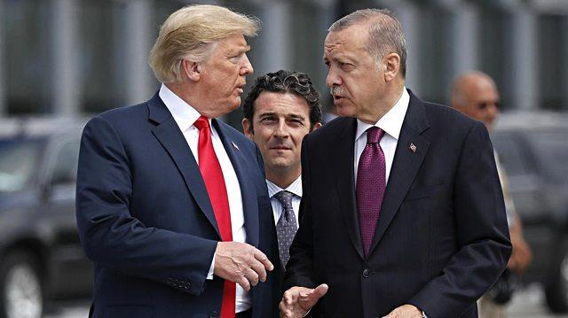 ABD basınında gündem yaratacak iddia: Trump, Erdoğan'a güvence verdi