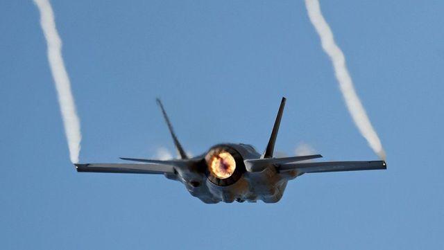 F-35'e parça üreten şirket: Türkiye'yi 2020'de üretim zincirinden çıkaracağız