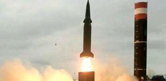 Japonya'dan füze açıklaması: Kuzey Kore ihlal yapıyor olablir
