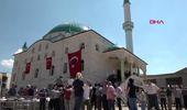 Binali Yıldırım, Eskişehir'de cami açılışına katıldı