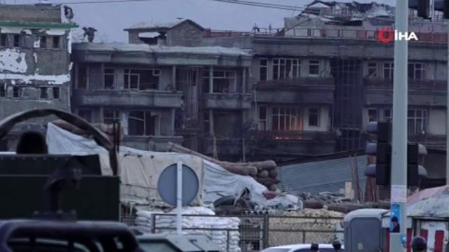 Kabil'deki saldırının ardından operasyon sürüyor