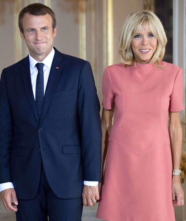 Fransa Cumhurbaskani Nin Esi Brigitte Macron Estetik Operasyon Gecirdi Magazin