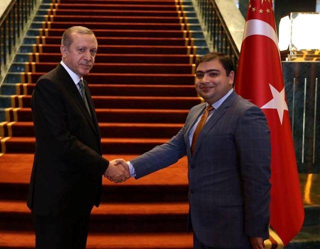 Ergene Kaymakamı Kızıltoprak, İzmir Vali Yardımcısı Oldu