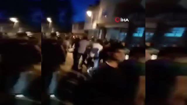 Mevsimlik işçiler arasında kavga çıktı, bölgeye komando ekibi sevk edildi