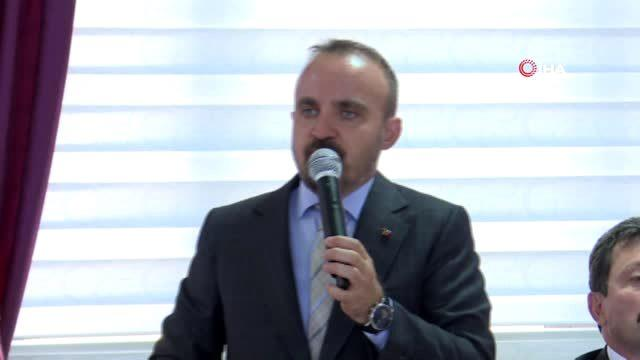 AK Parti Grup Başkan Vekili Bülent Turan: