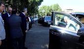 AK Parti Genel Başkan Yardımcısı Yılmaz, bayramlaşma törenine katıldı