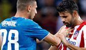 Merih Demiral ile Diego Costa arasında gerginlik! Geceye damga vurdu