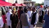 - Washinton'daki Müslümanlar bayramda diyanet Merkezinde bir araya geliyor