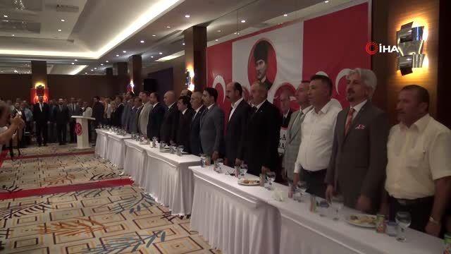 MHP Milletvekili Vahapoğlu: