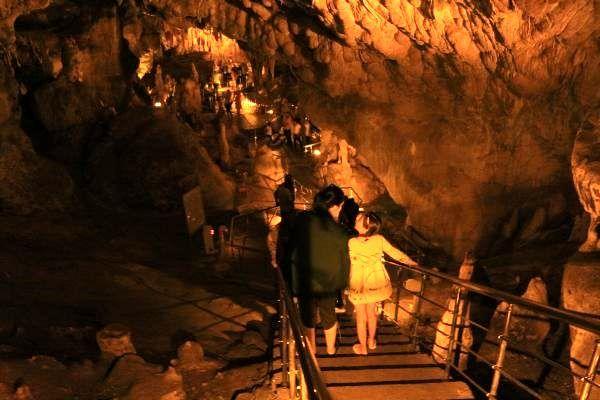 Ballıca Mağarası'nı bayramda 9 bin 624 kişi ziyaret etti
