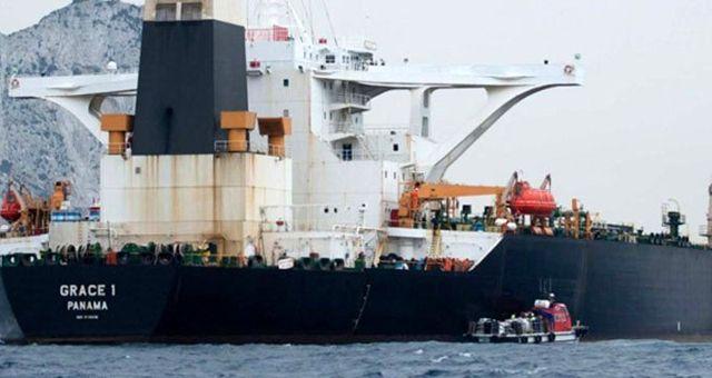 Cebelitarık'ta alıkonulan İran tankeri salıverildi