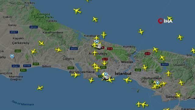 İstanbul - Yeni havalimanı yüzde 8 yakıt tasarrufu sağladı