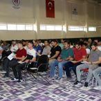 Erciş'te 450 kişiye amatör denizcilik belgesi verildi