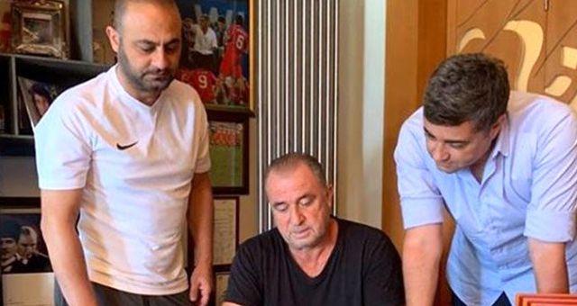 Hasan Şaş, Galatasaray'daki görevine geri döndü!