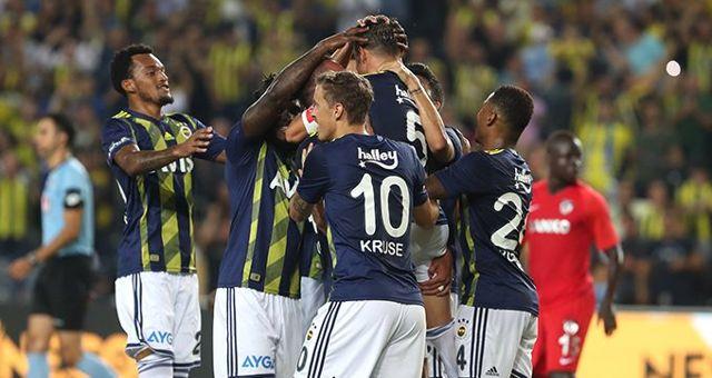 Fenerbahçe 24 dakikada 3 penaltı kazandı!