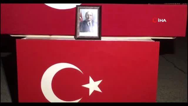 Bakan yardımcısı Sursun'um cenazesi İstanbul'a gönderildi