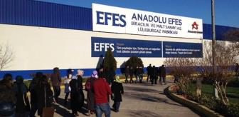Anadolu Efes CEO'sundan gündem yaratacak sözler: Vergi dairesi gibiyiz